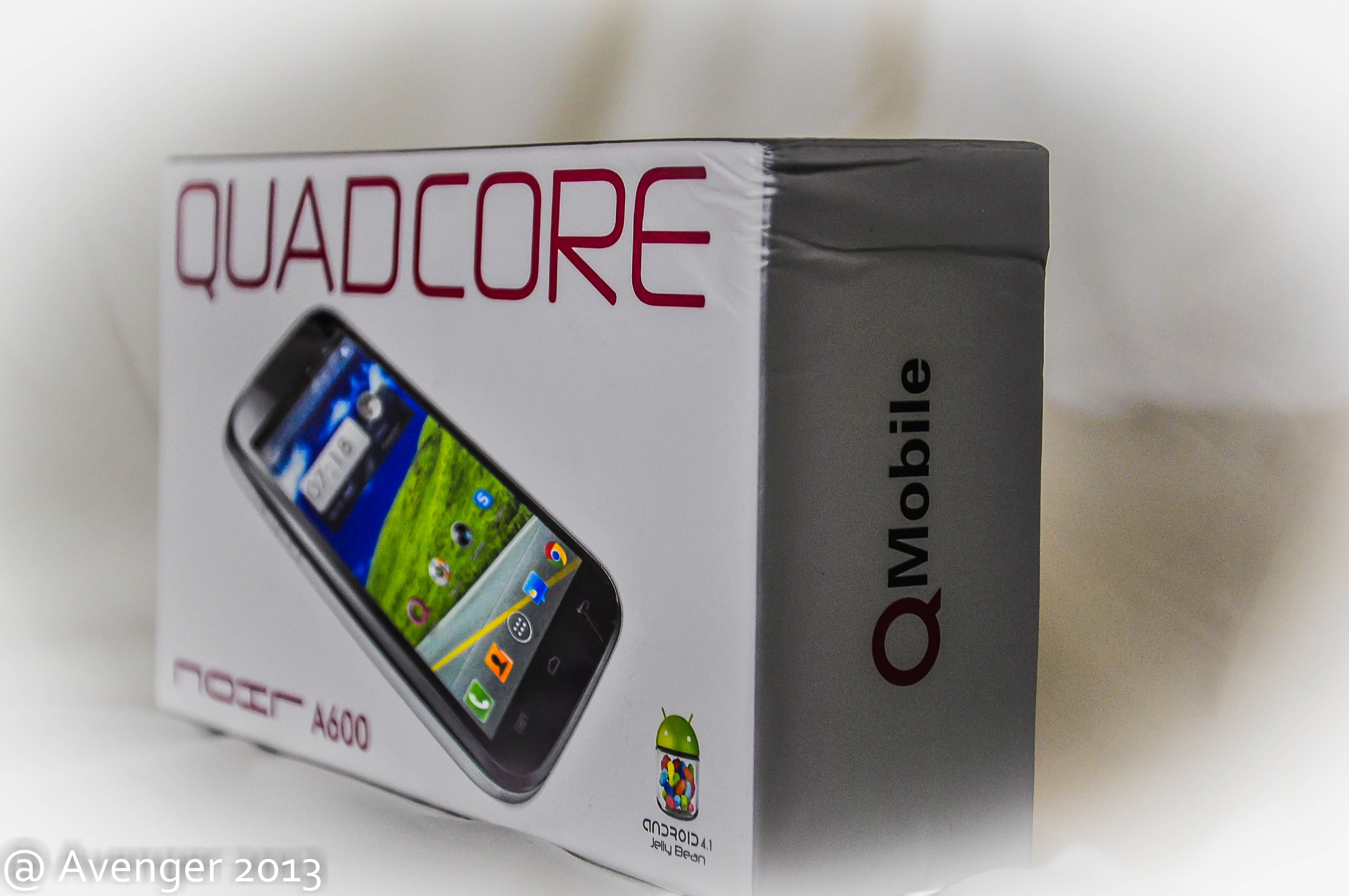 QMobile A600 Unboxing in Pakistan